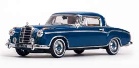 Mercedes Benz  - 1959 blue - 1:43 - Vitesse SunStar - 28662 - vss28662 | Tom's Modelauto's