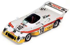 Gulf  - 1976 white/yellow - 1:43 - IXO Models - ixlmc063 | Tom's Modelauto's