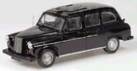 London TX Taxi Cab  - 1989 black - 1:18 - Minichamps - 150136000 - mc150136000 | Tom's Modelauto's