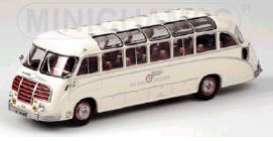 Setra  - white - 1:43 - Minichamps - 439030086 - mc439030086 | Tom's Modelauto's