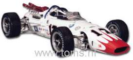 Lotus  - 1965 white/red - 1:18 - Carousel 1 - car05203 | Tom's Modelauto's
