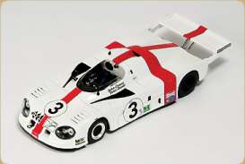 Lola  - 1979 white/red - 1:43 - Bizarre - BZ151 | Tom's Modelauto's