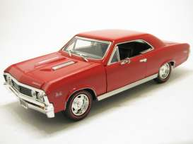 Motor Max - Chevrolet  - mmax73104r : 1967 Chevrolet Chevelle SS396, red