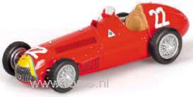 Alfa Romeo  - 1951 red - 1:43 - Minichamps - 403511222 - mc403511222 | Tom's Modelauto's