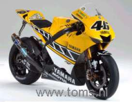 Yamaha  - 2005 yellow - 1:10 - Guiloy - guiloy13760 | Tom's Modelauto's