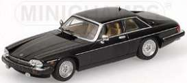 Jaguar  - 1980 black - 1:43 - Minichamps - 400130421 - mc400130421 | Tom's Modelauto's
