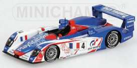 Audi  - 2005 blue/white - 1:43 - Minichamps - 400051394 - mc400051394 | Tom's Modelauto's