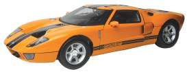 Ford  - GT 2004 yellow/black - 1:12 - Motor Max - 73001 - mmax73001y | Tom's Modelauto's