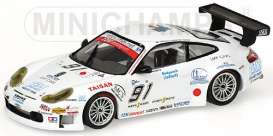 Porsche  - 2005  - 1:43 - Minichamps - 400056991 - mc400056991 | Tom's Modelauto's