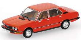 BMW  - 1972 red - 1:43 - Minichamps - 431023001 - mc431023001 | Tom's Modelauto's