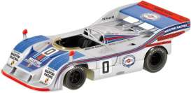 Porsche  - 1971 white/blue/red - 1:18 - Minichamps - mc100746100 | Tom's Modelauto's