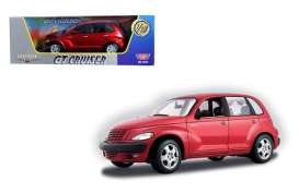 Motor Max - Chrysler  - mmax73107r : 1/18 Chrysler GT Cruiser, red