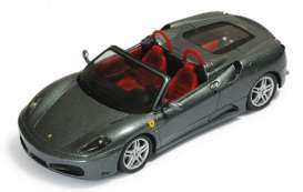 IXO Ferrari Collection - Ferrari  - ixfer019 : 2005 Ferrari F430 Spyder, grey