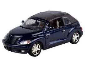 Chrysler  - PT Cruiser shadow blue pearl - 1:24 - Motor Max - 73295b - mmax73295b | Tom's Modelauto's