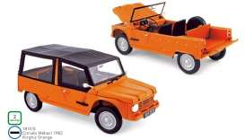 Citroen  - 1977 orange - 1:18 - Norev - 181515 - nor181515 | Tom's Modelauto's