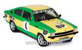 Opel  - 1976 green/yellow - 1:43 - Trofeu - tro2102 | Tom's Modelauto's