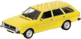 Volkswagen  - 1975 yellow - 1:43 - Minichamps - 400054211 - mc400054211 | Toms Modelautos