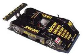 Lola  - 2002 black - 1:43 - Top Model - toplm023 | Toms Modelautos