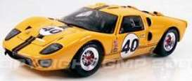 Ford  - 1966 yellow - 1:24 - Acme Diecast - gmpg2404602 | Toms Modelautos