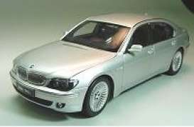 BMW  - 2006 silver - 1:18 - Kyosho - 8572s - kyo8572s | Toms Modelautos