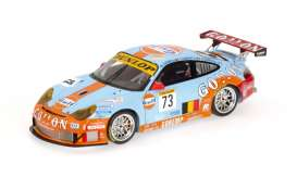 Porsche  - 2006 blue/red - 1:18 - Minichamps - 100066473 - mc100066473 | Tom's Modelauto's