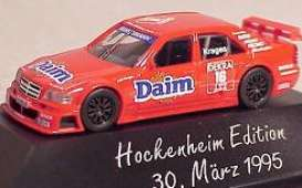 Mercedes Benz  - 1995 red - 1:87 - Herpa - herpa036399 | Toms Modelautos