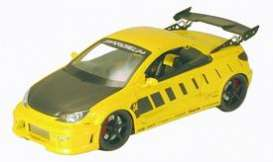 Peugeot  - 2004 yellow - 1:43 - Norev - 472677 - nor472677 | Tom's Modelauto's