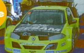 Renault  - 2005 yellow - 1:43 - Norev - 517982 - nor517982 | Toms Modelautos