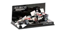 Honda  - 2006 white/red - 1:43 - Minichamps - 400060112 - mc400060112 | Toms Modelautos