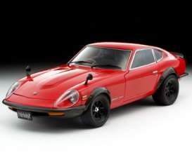 Nissan  - red - 1:18 - Kyosho - 8217r - kyo8217r | Toms Modelautos