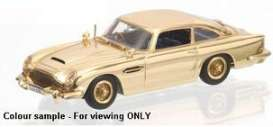 Aston Martin  - gold - 1:43 - Minichamps - 436137621 - mc436137621 | Tom's Modelauto's