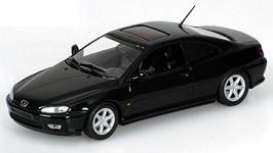 Peugeot  - 1997 black - 1:43 - Minichamps - 430112629 - mc430112629 | Tom's Modelauto's