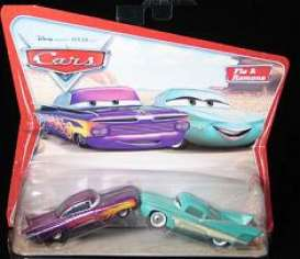 Hotwheels CARS  - purple and green - 1:64 - Hotwheels - mvH6418-3 - hwmvH6418-3 | Toms Modelautos