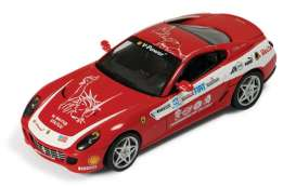 Ferrari  - 2006 red - 1:43 - IXO Ferrari Collection - ixfer073 | Tom's Modelauto's