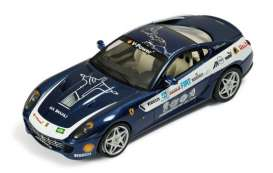 Ferrari  - 2006 blue - 1:43 - IXO Ferrari Collection - ixfer074 | Tom's Modelauto's