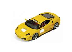 Ferrari  - 2006 yellow - 1:43 - IXO Ferrari Collection - ixfer042 | Toms Modelautos