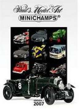 Catalogue  - Minichamps - 2007-1 - mc2007-1 | Tom's Modelauto's