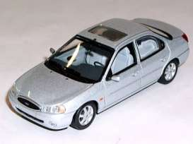 Ford  - 1997 silver - 1:43 - Minichamps - 430086300 - mc430086300 | Toms Modelautos