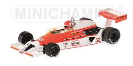 McLaren  - 1978  - 1:43 - Minichamps - mc530784333 | Tom's Modelauto's