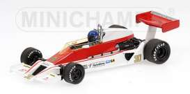 McLaren  - 1978 red/white - 1:43 - Minichamps - mc530784330 | Tom's Modelauto's