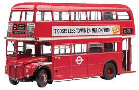 Routemaster  - 1983 red - 1:24 - SunStar - 2913 - sun2913 | Toms Modelautos