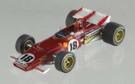 Ferrari  - 1970 red - 1:43 - Hotwheels Elite - N5588 - hwmvN5588 | Tom's Modelauto's