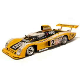 Renault  - 1978 yellow - 1:18 - Norev - 185145 - nor185145 | Tom's Modelauto's