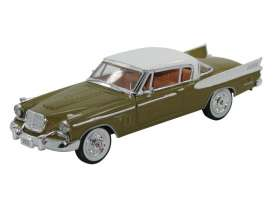 Studebaker  - 1957 gold - 1:32 - Signature Models - sig32399gd | Tom's Modelauto's
