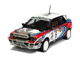 SunStar - Lancia  - sun3118 : Lancia Delta HF Integrale 8V #6, winner Safari Rally 1991