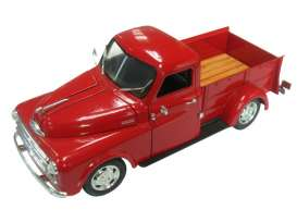 Dodge  - 1948 red - 1:32 - Signature Models - sig32419r | Tom's Modelauto's
