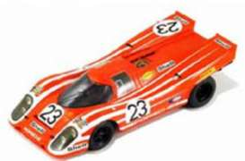 Porsche  - 1970 red - 1:24 - Spark - LMS013 - spaLMS013 | Tom's Modelauto's