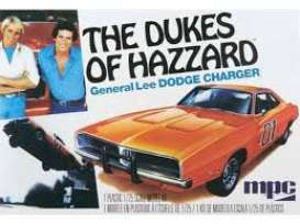 Dodge  - Charger *General Lee* 1969  - 1:25 - MPC - mpc706 | Tom's Modelauto's