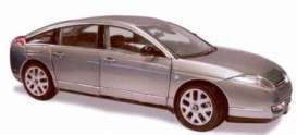 Citroen  - C6 2008 grey - 1:18 - Norev - nor181152 | Tom's Modelauto's