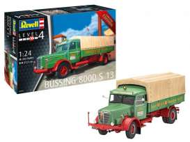Bussing  - 1:24 - Revell - Germany - 07555 - revell07555 | Toms Modelautos